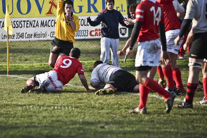 Romagna Rugby VS CUS Perugia Rugby - Foto 8