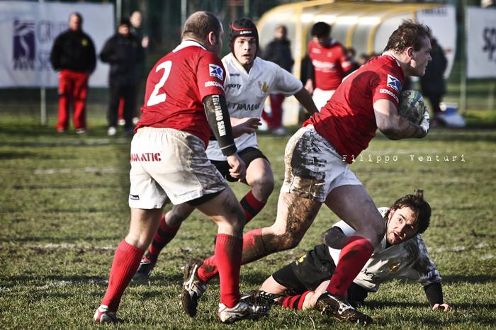Romagna Rugby VS CUS Perugia Rugby - Foto 9