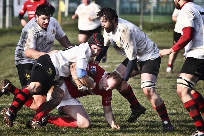 Romagna Rugby VS CUS Perugia Rugby - Foto 10
