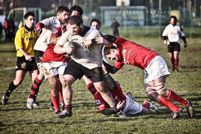 Romagna Rugby VS CUS Perugia Rugby - Foto 11