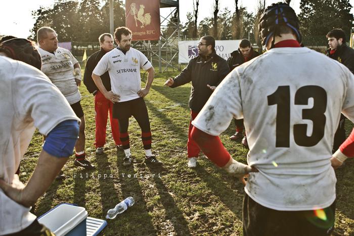 Romagna Rugby VS CUS Perugia Rugby - Foto 13