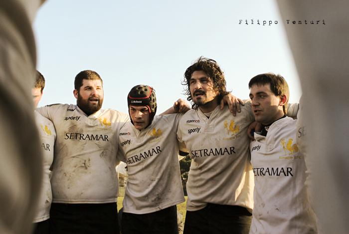Romagna Rugby VS CUS Perugia Rugby - Foto 14