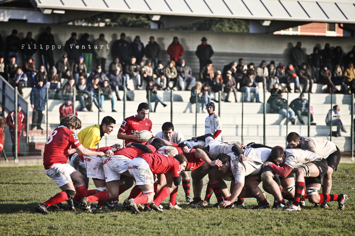 Romagna Rugby VS CUS Perugia Rugby - Foto 15