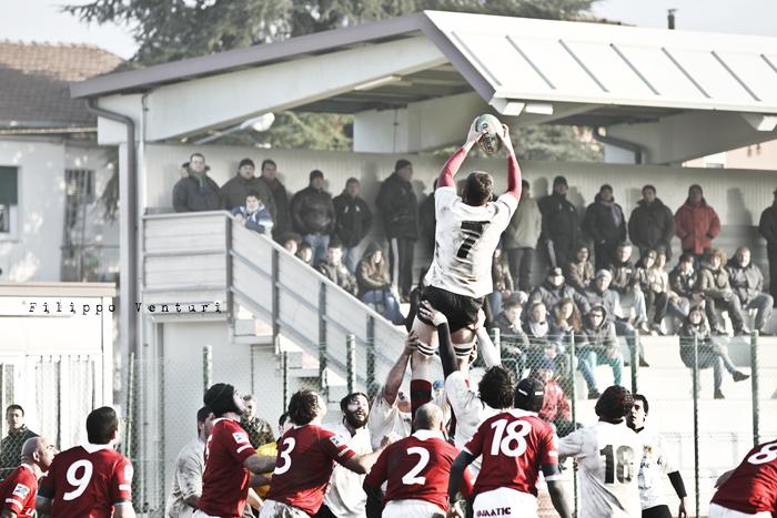 Romagna Rugby VS CUS Perugia Rugby - Foto 16
