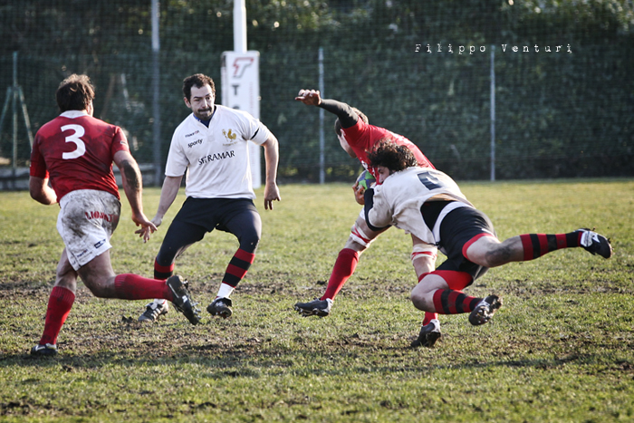 Romagna Rugby VS CUS Perugia Rugby - Foto 18