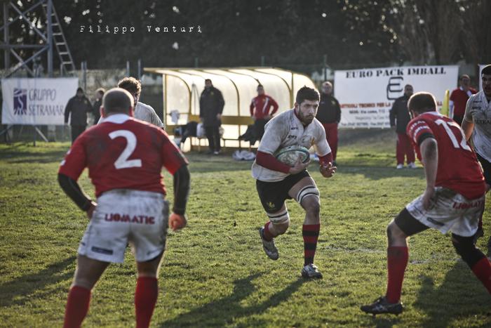 Romagna Rugby VS CUS Perugia Rugby - Foto 20