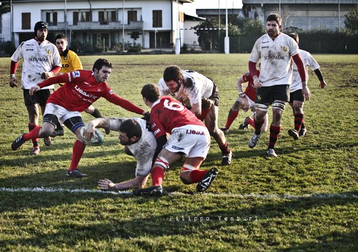Romagna Rugby VS CUS Perugia Rugby - Foto 21