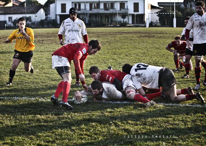Romagna Rugby VS CUS Perugia Rugby - Foto 22