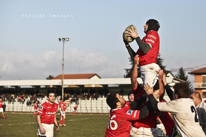 Romagna Rugby VS CUS Perugia Rugby - Foto 24