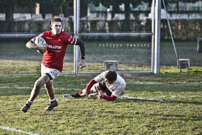 Romagna Rugby VS CUS Perugia Rugby - Foto 28