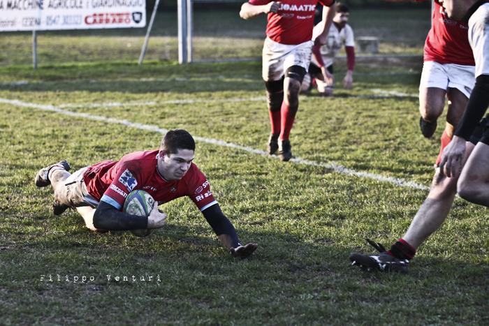 Romagna Rugby VS CUS Perugia Rugby - Foto 29