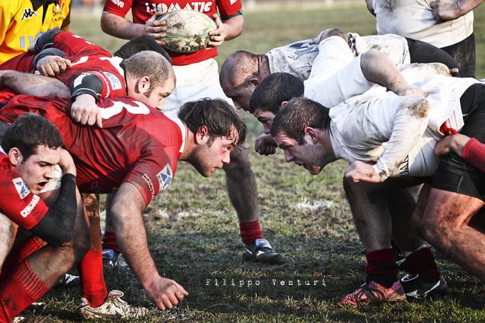 Romagna Rugby VS CUS Perugia Rugby - Foto 30