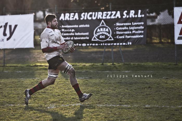 Romagna Rugby VS CUS Perugia Rugby - Foto 31