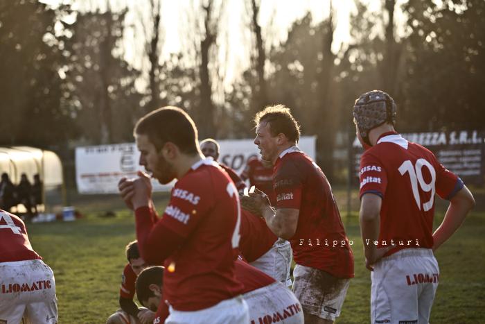 Romagna Rugby VS CUS Perugia Rugby - Foto 32