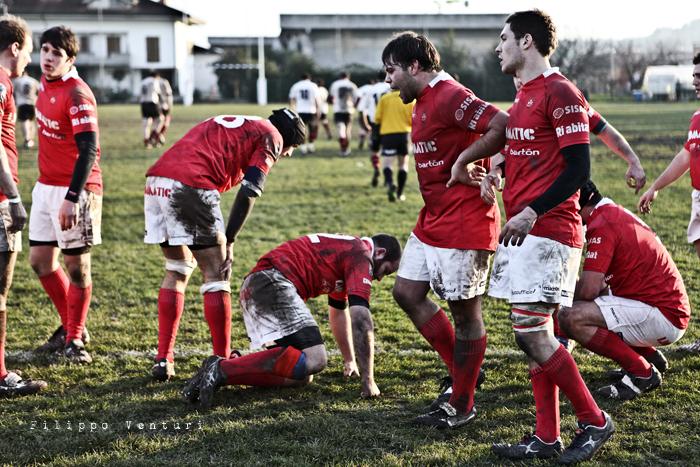Romagna Rugby VS CUS Perugia Rugby - Foto 33