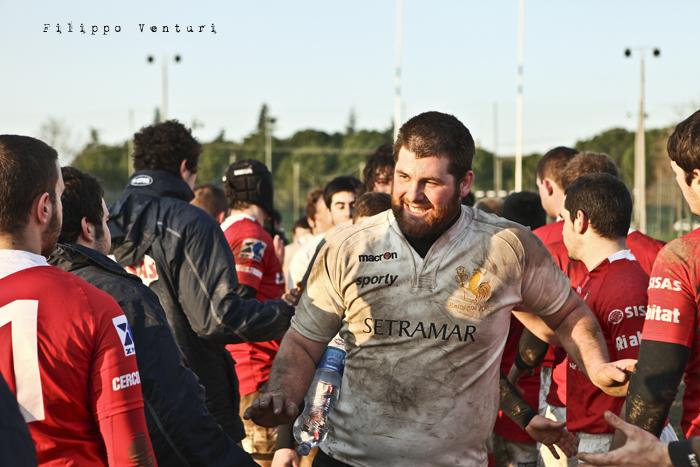 Romagna Rugby VS CUS Perugia Rugby - Foto 34