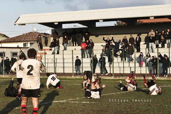 Romagna Rugby VS CUS Perugia Rugby - Foto 35