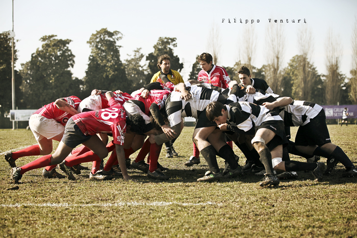 Under16: Cesena Rugby VS Firenze Rugby (foto 1)