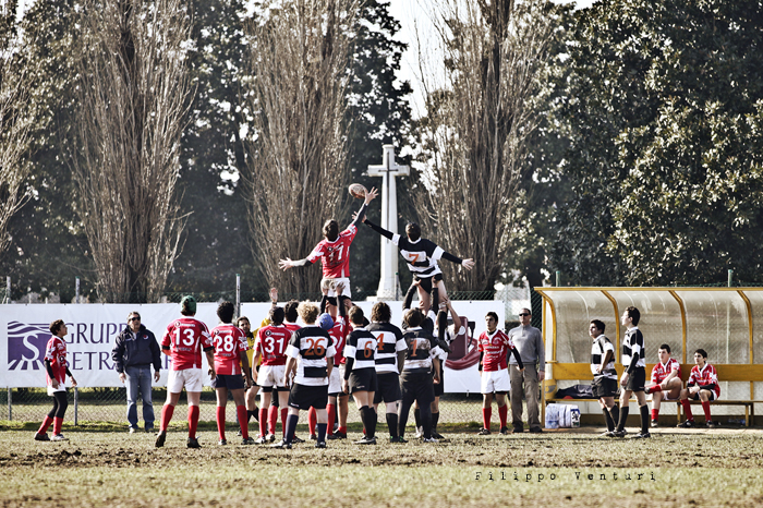 Under16: Cesena Rugby VS Firenze Rugby (foto 2)