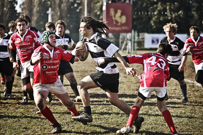 Under16: Cesena Rugby VS Firenze Rugby (foto 3)