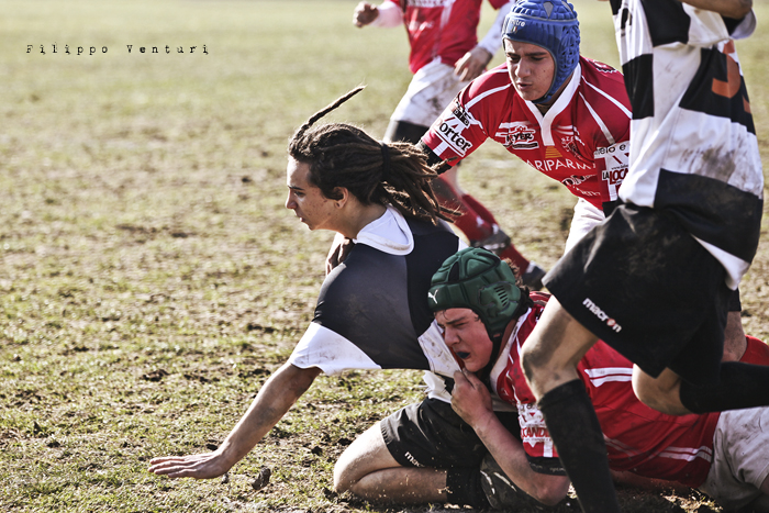 Under16: Cesena Rugby VS Firenze Rugby (foto 4)