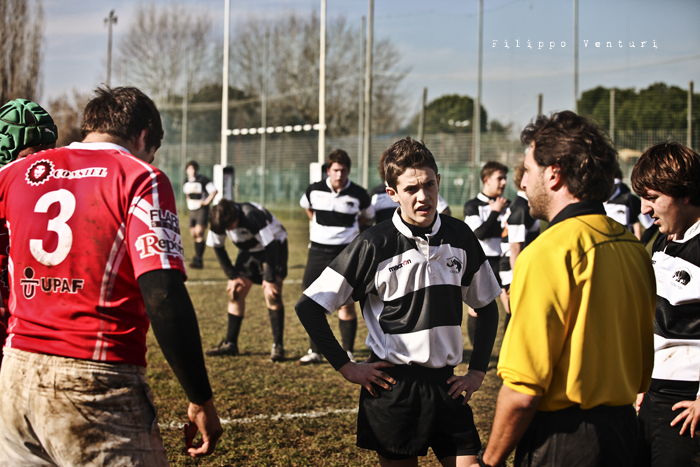 Under16: Cesena Rugby VS Firenze Rugby (foto 5)
