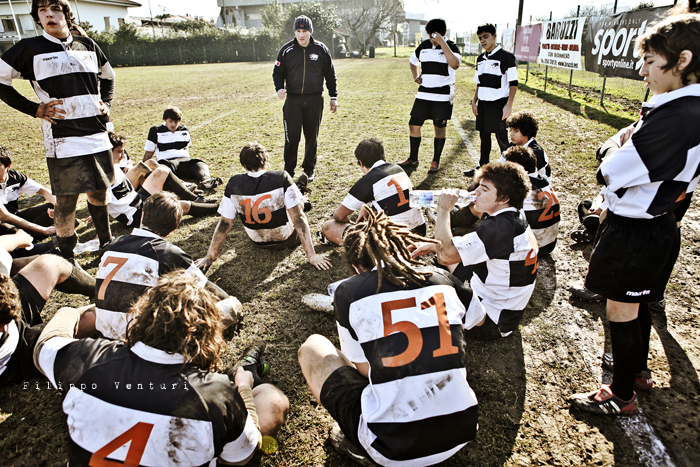 Under16: Cesena Rugby VS Firenze Rugby (foto 7)