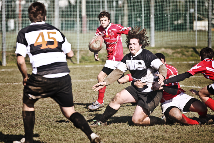 Under16: Cesena Rugby VS Firenze Rugby (foto 8)
