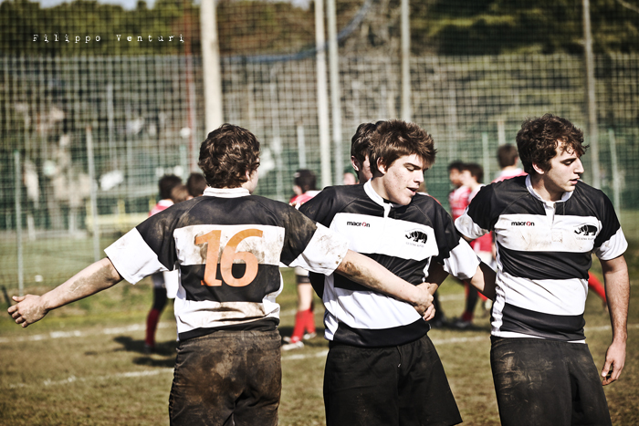 Under16: Cesena Rugby VS Firenze Rugby (foto 9)