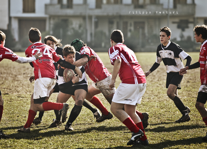 Under16: Cesena Rugby VS Firenze Rugby (foto 11)