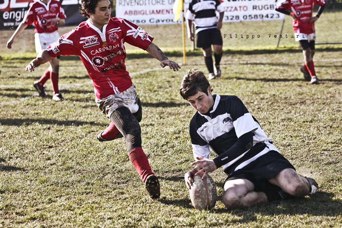 Under16: Cesena Rugby VS Firenze Rugby (foto 12)