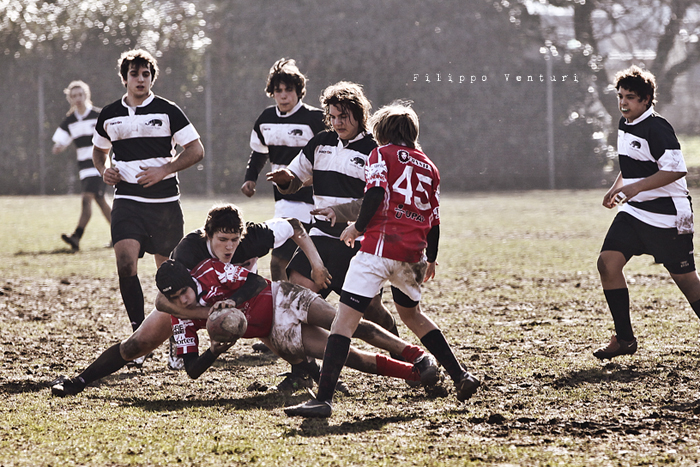 Under16: Cesena Rugby VS Firenze Rugby (foto 14)