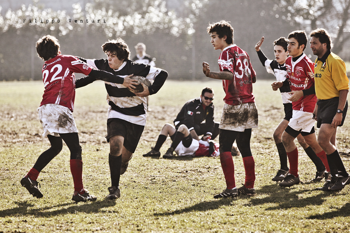 Under16: Cesena Rugby VS Firenze Rugby (foto 15)