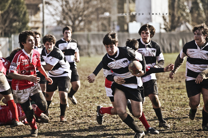 Under16: Cesena Rugby VS Firenze Rugby (foto 16)