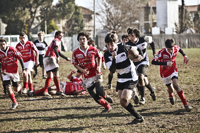 Under16: Cesena Rugby VS Firenze Rugby (foto 17)