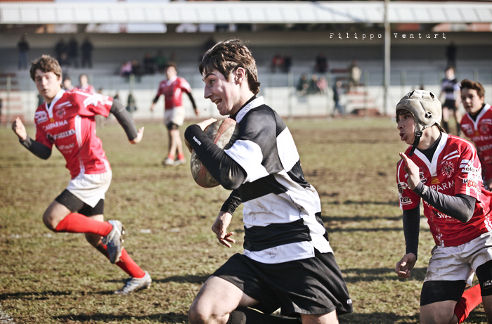 Under16: Cesena Rugby VS Firenze Rugby (foto 18)