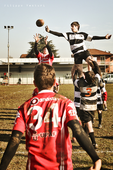 Under16: Cesena Rugby VS Firenze Rugby (foto 20)
