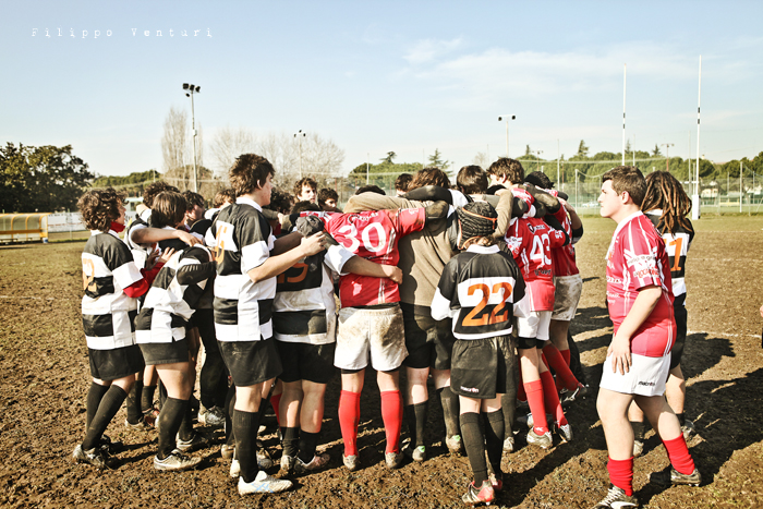Under16: Cesena Rugby VS Firenze Rugby (foto 21)