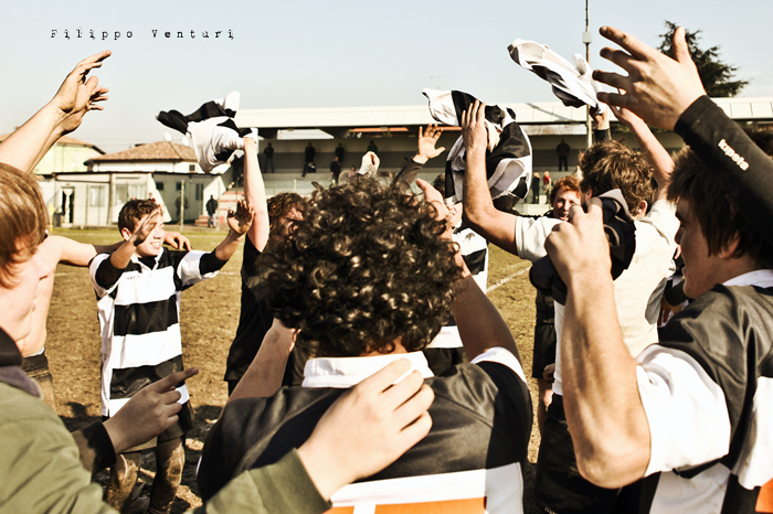 Under16: Cesena Rugby VS Firenze Rugby (foto 23)