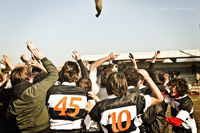 Under16: Cesena Rugby VS Firenze Rugby (foto 24)