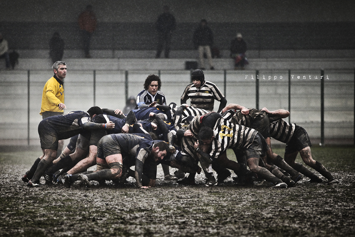 Cesena Rugby VS Rugby Parma FC 1931 (foto 1)