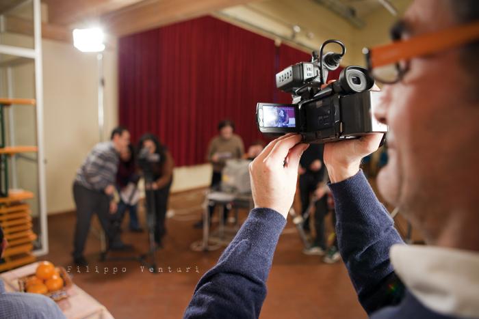 Monty Banks - Backstage cortometraggio (foto 5)