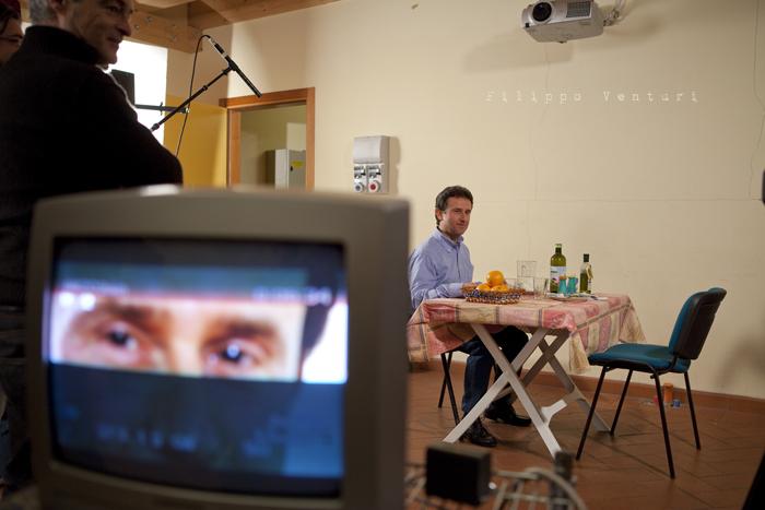Monty Banks - Backstage cortometraggio (foto 7)
