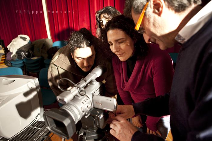 Monty Banks - Backstage cortometraggio (foto 10)