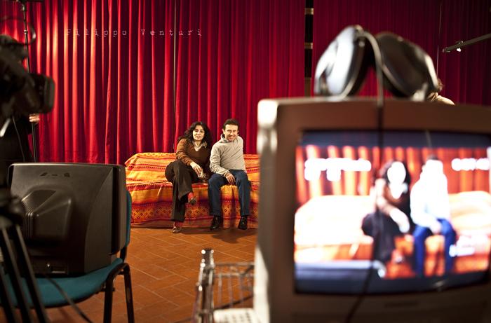 Monty Banks - Backstage cortometraggio (foto 12)
