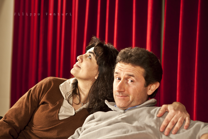 Monty Banks - Backstage cortometraggio (foto 14)