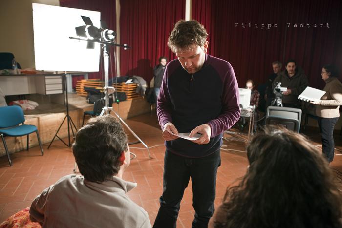 Monty Banks - Backstage cortometraggio (foto 18)