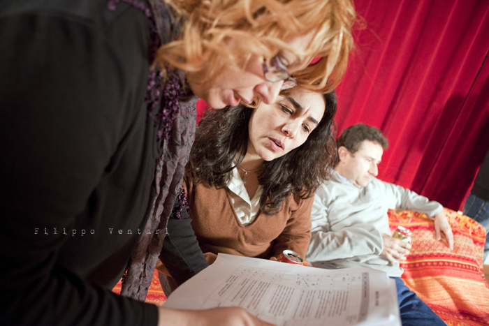Monty Banks - Backstage cortometraggio (foto 19)