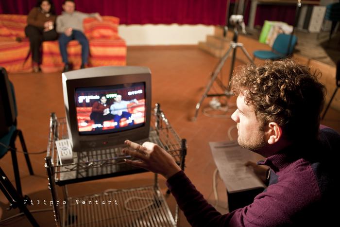 Monty Banks - Backstage cortometraggio (foto 20)