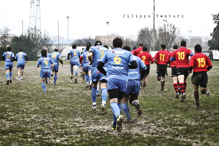 Romagna Rugby VS CUS Roma Rugby (foto 1)